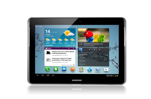 Galaxy Tab 2 10. 1 Review