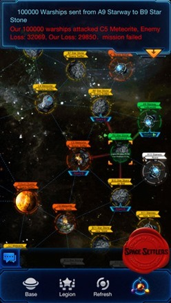 Space Settlers