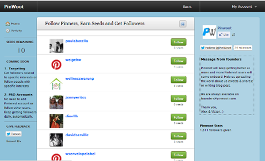 How to Gain Followers on Pinterest
