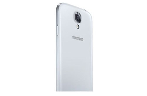 samsung Galaxy S4 front and back