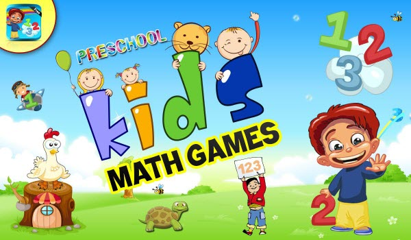 Preschool Math Games for Kids