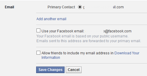 disable-facebook-email