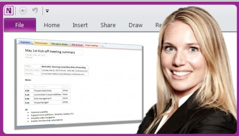 Udemy - Smart and effective notes using Microsoft OneNote 2010