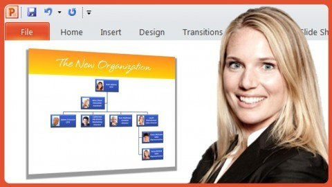 Eye-catching presentations using Microsoft PowerPoint 2010
