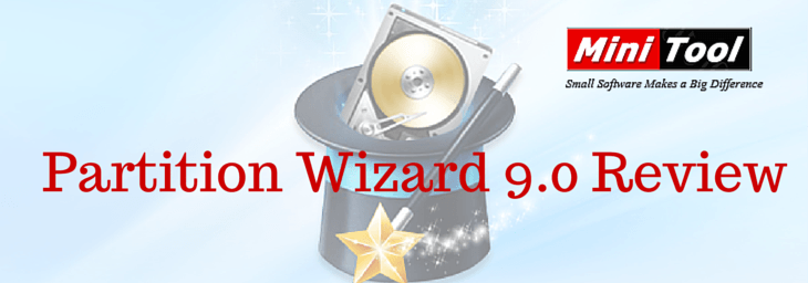 MiniTool Partition Wizard 9 Review