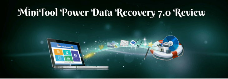 MiniTool Power Data Recovery 7 review