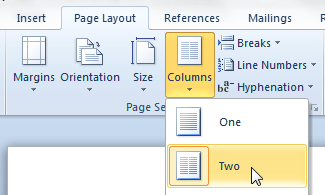 Insert tables side by side in a word document how to select the insert tab and in the tables group click tables and select an option to insert a table ccuart Choice Image