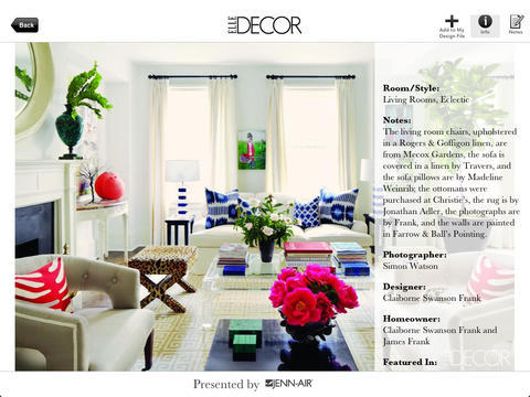 ELLE DECOR Lookbook