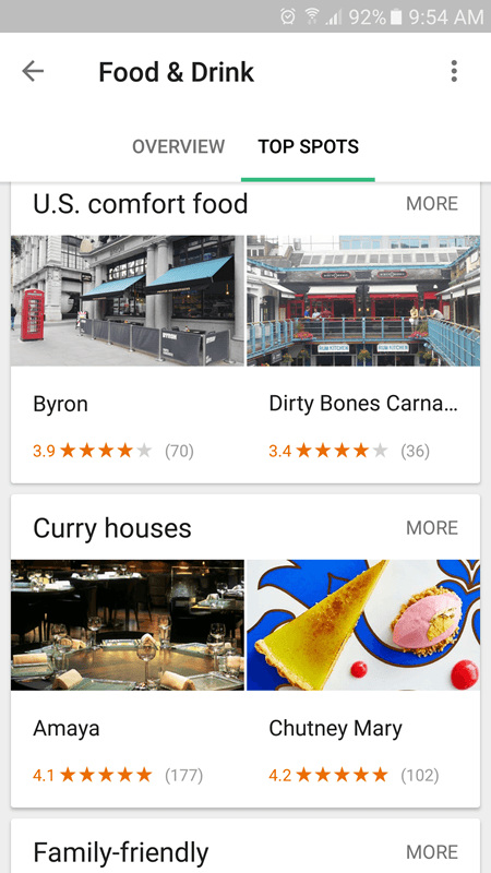 google-trips-food-and-drink