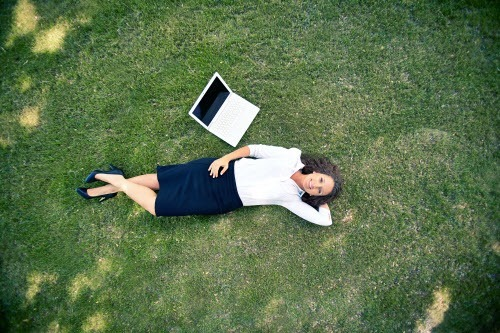 best time management tips - relax