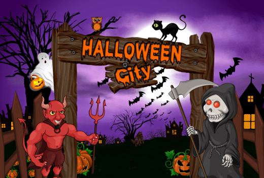 Halloween games 2015 - Halloween City