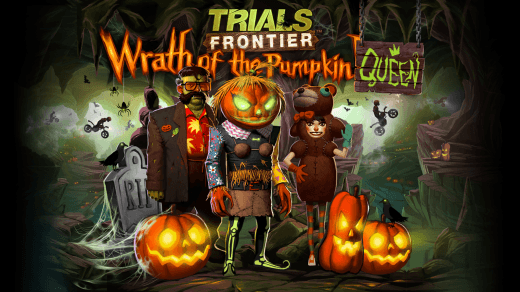 Halloween games 2015 - Trials Frontier