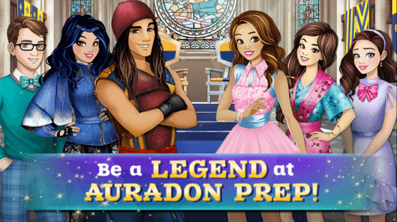 Descendants - New Windows Phone Games to Play in November 2015