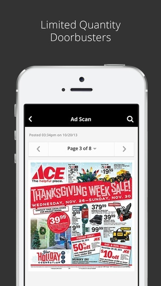 Slickdeals Black Friday app