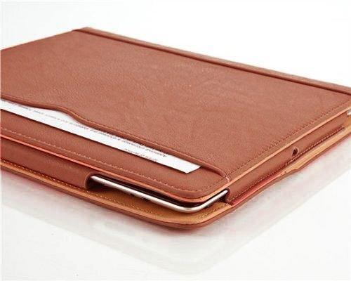 The Original Black & Tan Leather Smart Cover