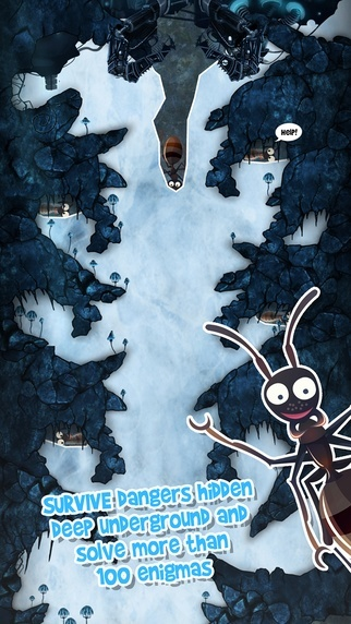 antyz - New iOS Games for November 2015
