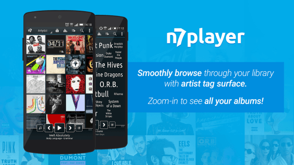 n7player Music Player - music player apps