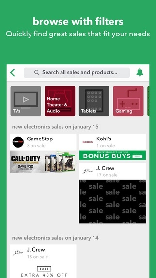 shopsavvy - best black friday shopping appsshopsavvy