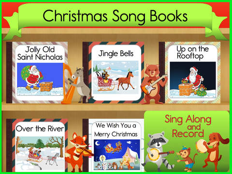 Reading Train Christmas Books, Songs & Games