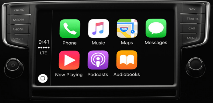ios 9.3 update - carplay