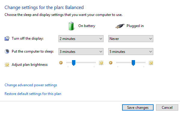 How to Manage Windows Laptop Adjust Brightness Automatically