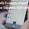 Centrallo Evernote Import Wizard Now Supports 5GB Uploads