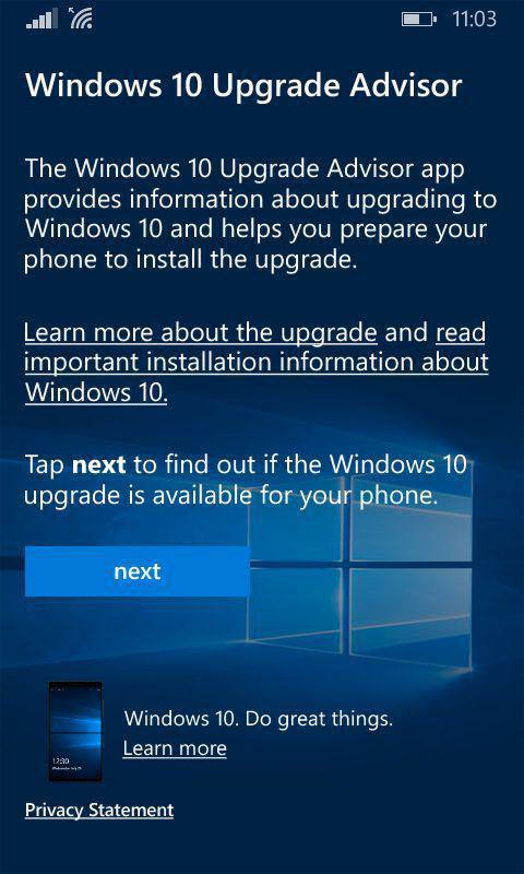 How to update your older Windows Phone to Windows 10 Mobile