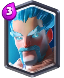 Ice Wizard - Clash Royale Cards in Arenas