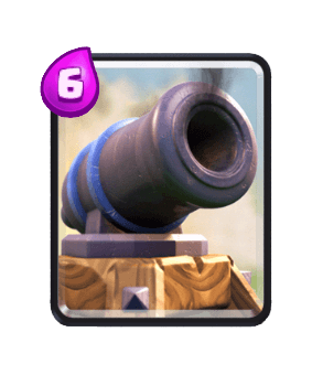 Clash Royale Cards in Arenas - Canon