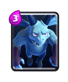 Clash Royale Cards in Arenas - minion