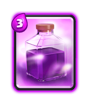 rage - Clash Royale Cards in Arenas