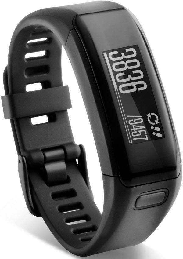 Best Fitness Trackers of 2016 - Garmin Vivosmart HR