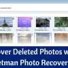 Recover Deleted Photos with Hetman Photo Recovery