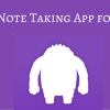 Yeti Note Taking App for iOS Lets You Take Notes in a Jiffy