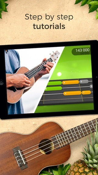 Yousician app - Apps to Learn to Play the Guitar and Piano