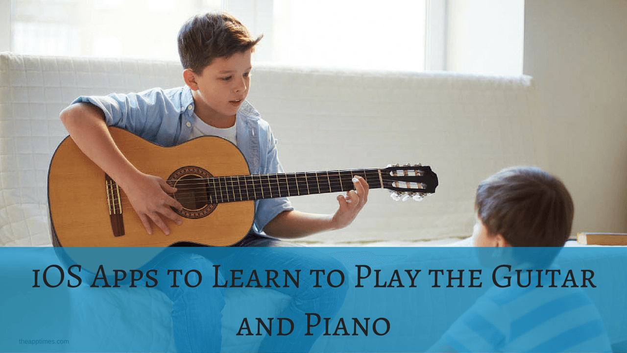 Top 3 Apps for Learning Guitar | The Best Guitar Lessons