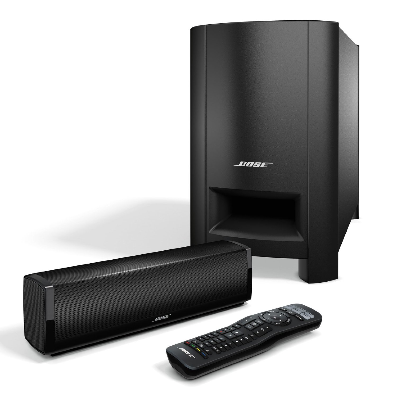 irresistible deal bose cinemate 15 home theater speaker system. Black Bedroom Furniture Sets. Home Design Ideas