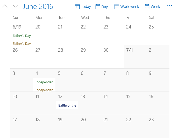How to Add National Holidays to Windows 10 Calendar App