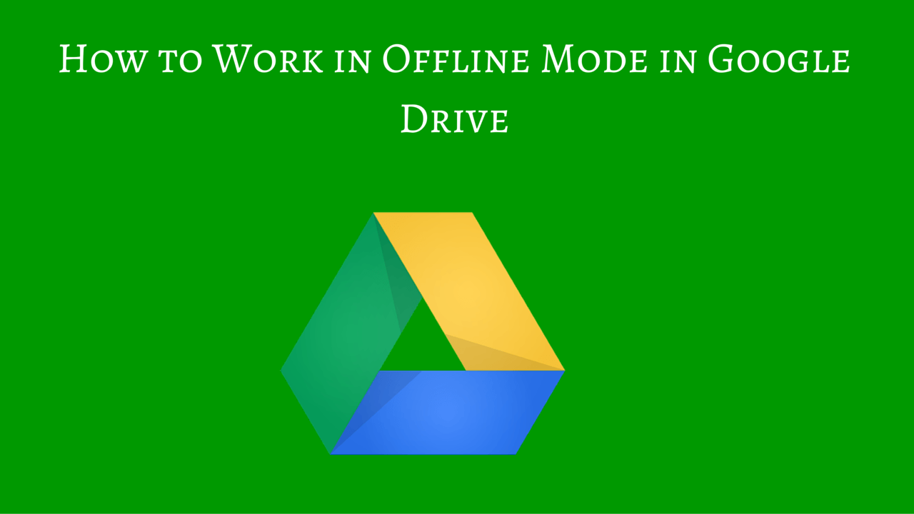 how to work with pages in google drive