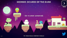 George_ Scared Of The Dark Debuts on iOS - tfi