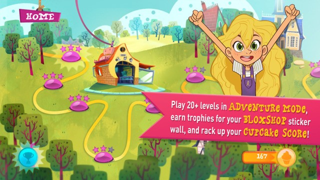 GoldieBlox Adventures in Coding Modes