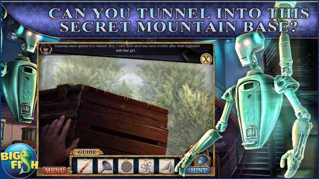 Hidden Expedition Dawn of Prosperity mountain base