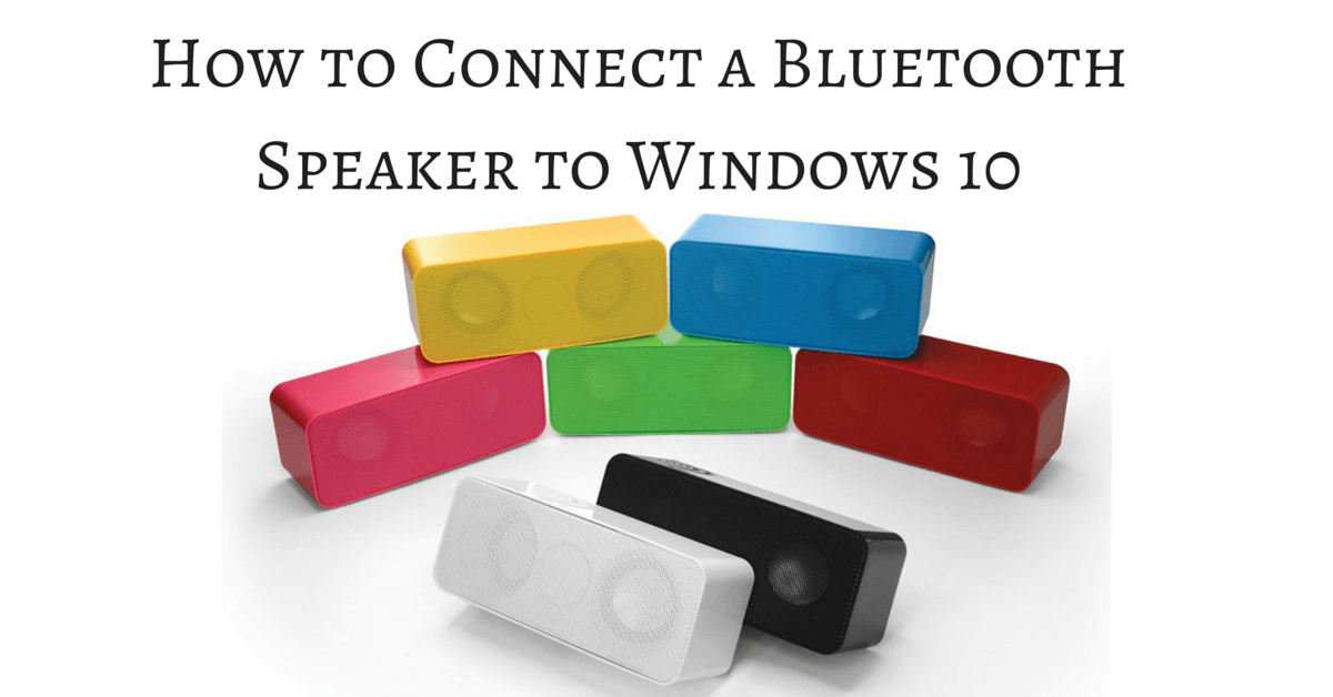 how to get bluetooth on windows 10