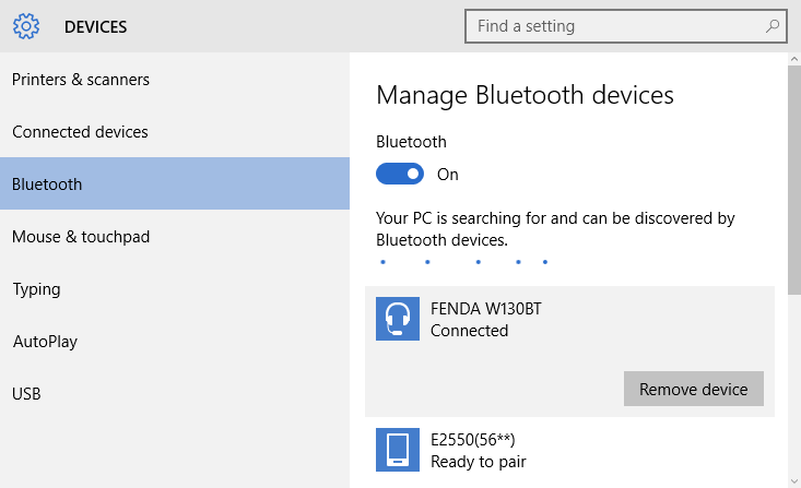 How to Connect a Bluetooth Speaker to Windows 10 laptop