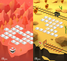 Relaxing Puzzle Game Blyss Lands on the App Store- tfi