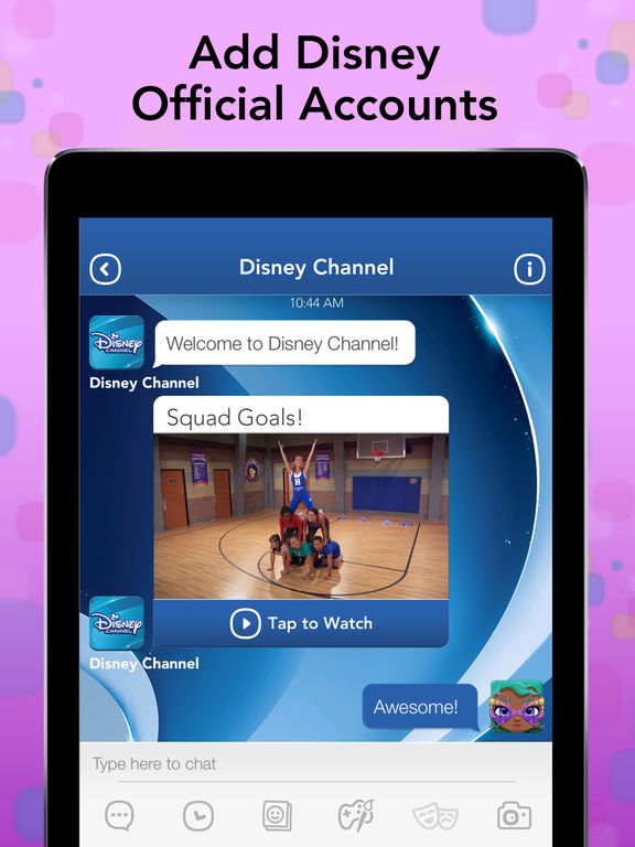 Disney Mix for iOS