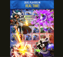 Enjoy Real Time Combats with Match 3 Game Primal Legends on iOS and Android - tfi