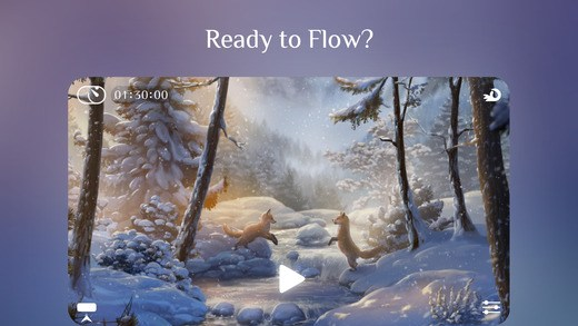 Flow Sleep Relax Meditate