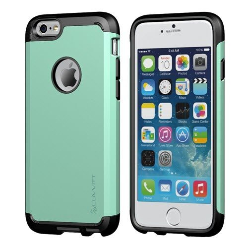 LUVVITT Ultra Armor - iPhone Cases for 6 and 6S