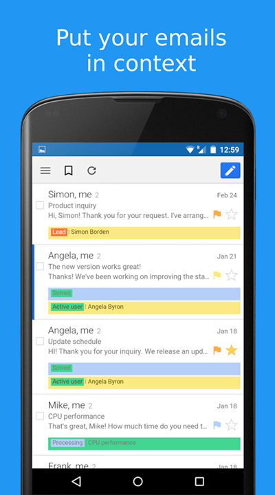 NetHunt CRM for Gmail